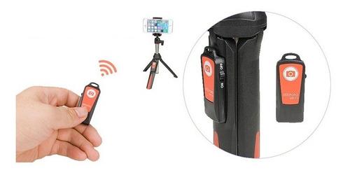 tripode baston selfie p/ smartphone celular mefoto by benro seleccionar color