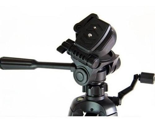 tripode beston profesional 3540 1.57 cm con estuche