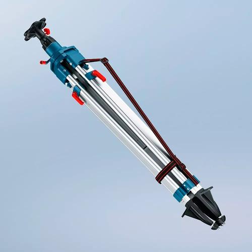 tripode bosch bt 300 hd altura maxima 3mts robusto rosca 5/8
