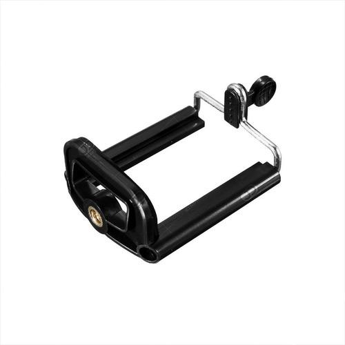 trípode cámara mod. 3110 102cm + estuche + clip celular