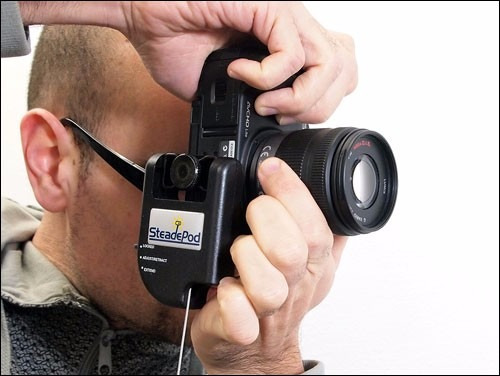 tripode camara portatil  estabilizador de camara fotografica