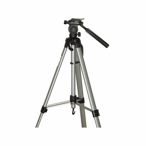 trípode cámaras y filmadoras aluminio 163 cm 95170/ fernapet