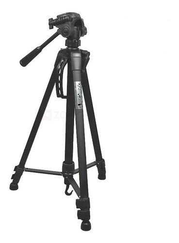 trípode d alta resistencia para camara fotografica 1.70 mts