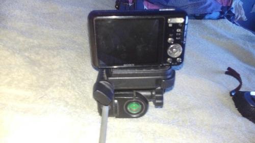 trípode de cámara fotográfica o video