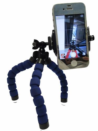 tripode flexible para celulares y cam.  2 x 70.00 + control