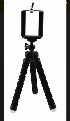 tripode flexible selfie flex pod para celulares y camaras
