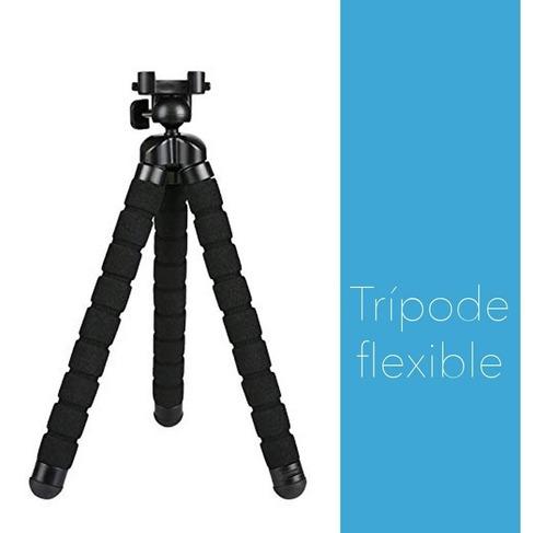 tripode flexible tipo araña