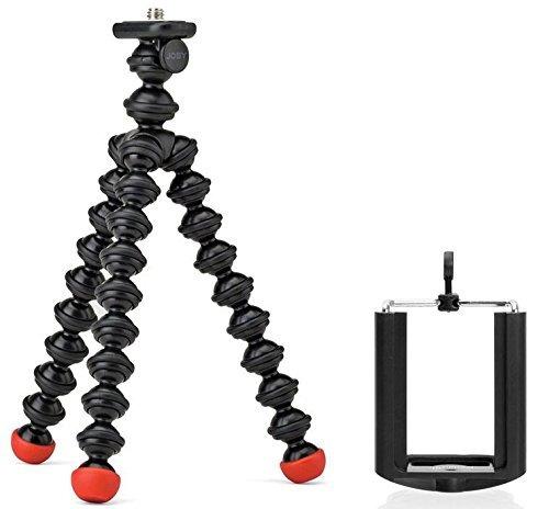 trípode magnético joby con adaptador de montaje en trípode p