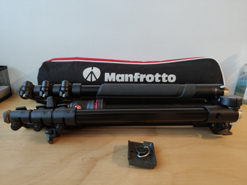 tripode manfrotto befree compact travel