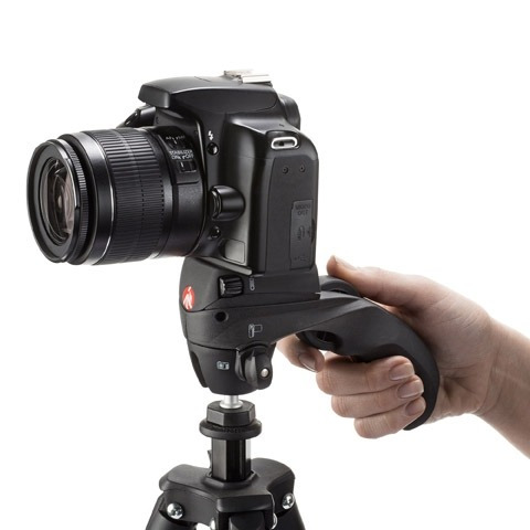 tripode manfrotto compact action negro | 12c