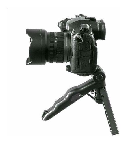 trípode mini tipo puño para cámaras o celulares