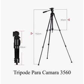 Tripode Para Camara Celular De 1.70 Mts Con Base De Celular