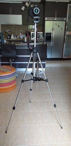 trípode para cámara fotográfica y vídeo ambico original