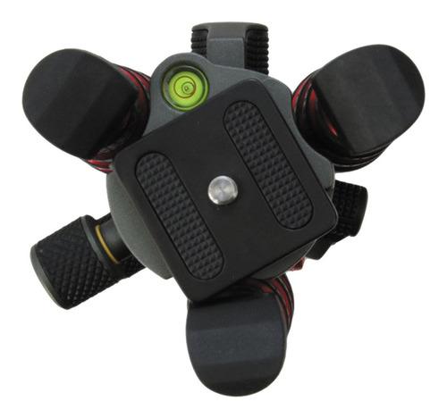 trípode para cámara - vanguard veo 2 235ab rojo