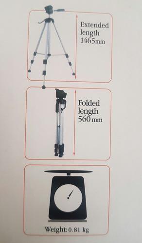 tripode para camara y celular