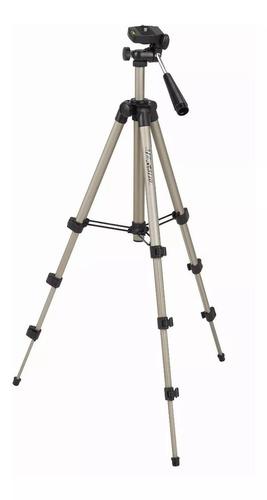 trípode para celular startec de 1.3m aluminio cámaras