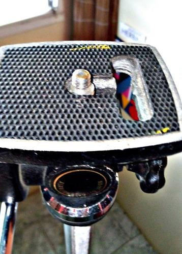 tripode para càmara fotogràfica aluminio (usado)