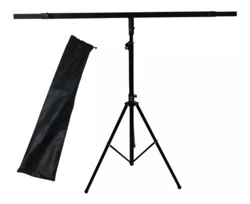 tripode para pantalla proyector c/ funda 2metros pro stands