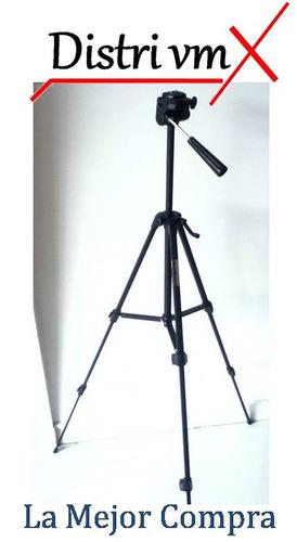 tripode profesional beston 3512a aluminio 116 cm + estuche
