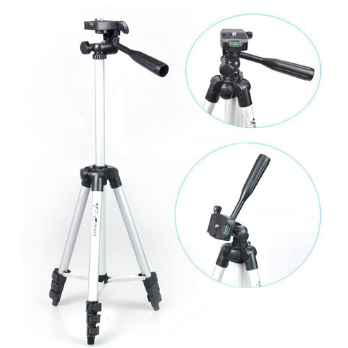 tripode profesional multifuncion 102cm camara y videocamara