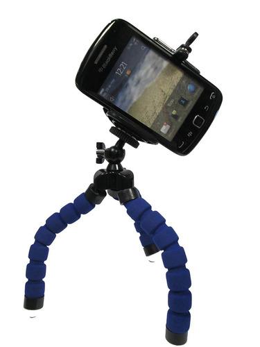tripode pulpo universal camara celular sony lumix iphone