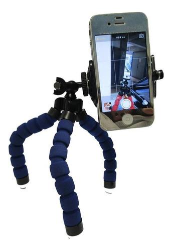 tripode pulpo universal camara sony canon lumix apple iphone