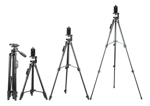 trípode soporte para celulares y camaras control bluetooth