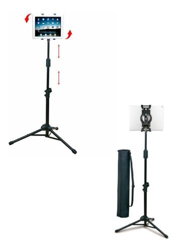 tripode soporte tablet universal ipad base altura aidata