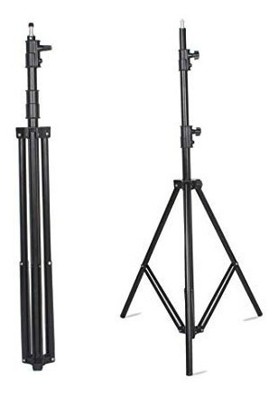 tripode stand parales luces y flashes de fotografia video