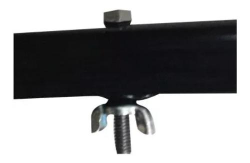 tripode t de iluminacion dj luces c/ funda 50kg pro stands