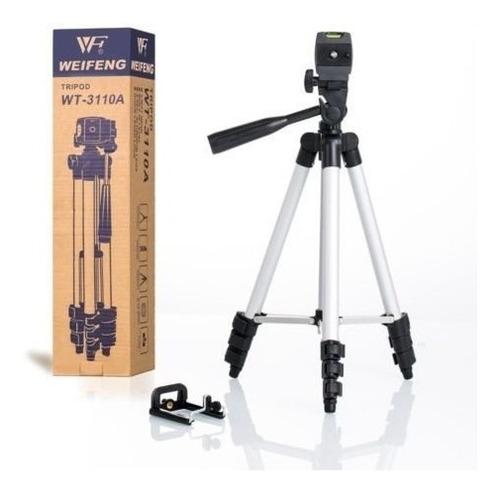 trípode weifeng wt3110a para canon nikon olympus cámara