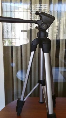 tripoide profesional quantaray qsx200i para camara y video
