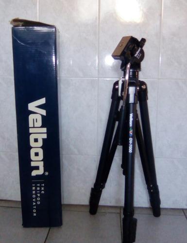 tripoide velbon modelo dv-7000n importado 150000