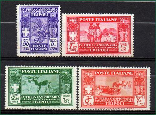 trípoli - 4º feira de trípoli - 1930 c2