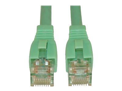 tripp lite cat6 aumentado (cat6a) snagless 10g - cable del r