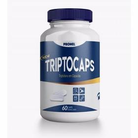 Triptocaps - Triptofano 60 Cápsulas