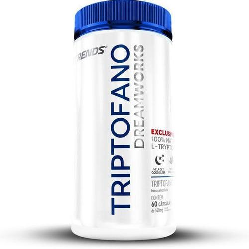 triptofano original ansiedade, depressão e estresse - 1 pote