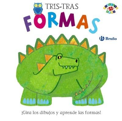 tris-tras. formas(libro infantil)