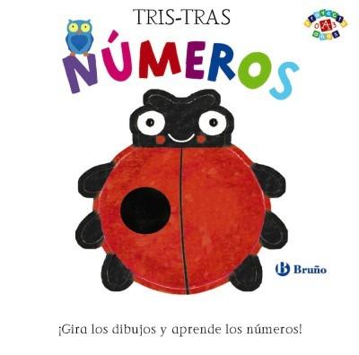 tris-tras. números(libro infantil)