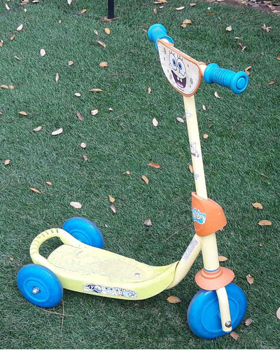 triscooter /patineta