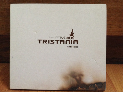 tristania - ashes cd