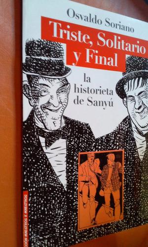 triste,solitario y final/la historieta de sanyu/soriano