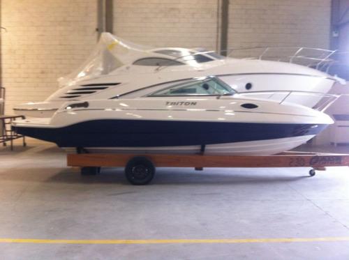 triton 230 cab  + 200hp  - focker fs boatsp 230