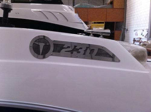 triton 230 cab  + 200hp  - ñ focker fs ventura 230