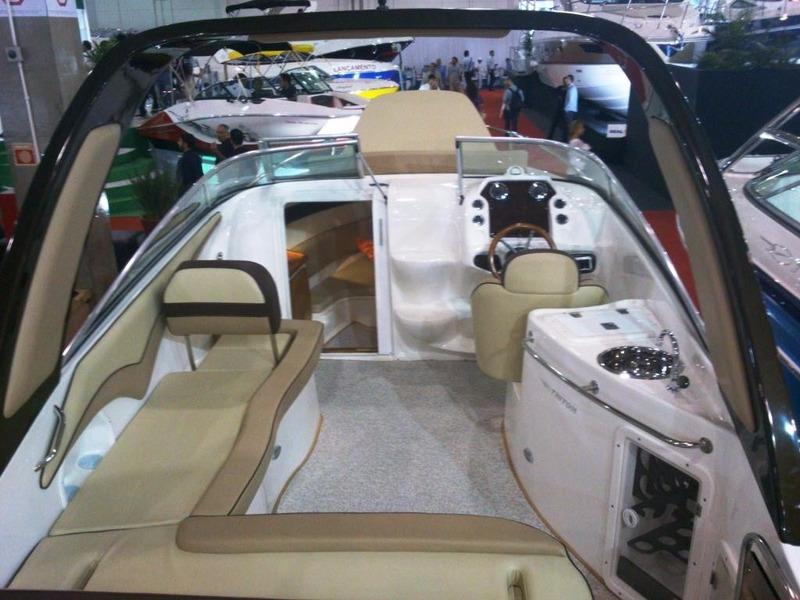 triton 250 cab  + 220hp  - focker fs boatsp ventura
