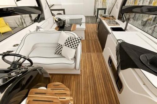 triton 340 1 mecruiser qsd 4,2l 270hp bravo three x diesel