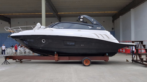 triton 350 com 2 x volvo v6 280hp sx