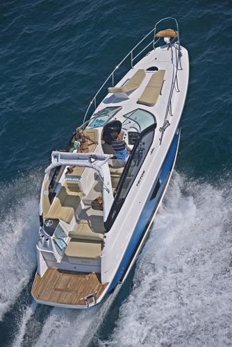 triton 360 2x 4.5 250hp ñ bayliner 365 350 phantom cimitarra