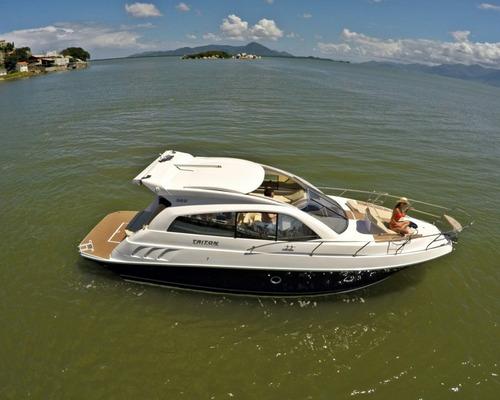 triton 360ht 2x 4.5 250hp bayliner 365 350 phantom cimitarra