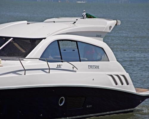 triton 360ht 2x 4.5 250hp bravo3 - phantom 375 cimitarra